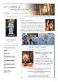 Bulletin - Cathedral of Christ the King
