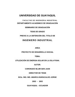 industrial 2895.pdf - Repositorio Digital Universidad de Guayaquil