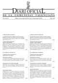 DOCV sencer (pdf 13.010KB) - Diari Oficial de la Comunitat