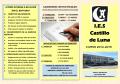 IES Castillo de Luna CURSO 2014 -2015 CALENDARIO LECTIVO