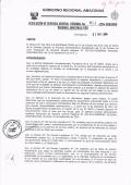 〃 ・ビ 七ル 乙 - Gobierno Regional de Amazonas
