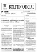 Boletín Oficial de Córdoba - 5 de Noviembre 2014 - 1 Sección