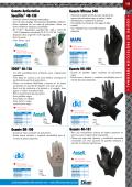 Guante Ultrane 548 EDGE® 48-126 Guante Antiestatico Sensilite
