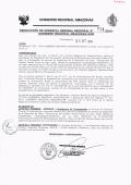 Gerencia General - Gobierno Regional de Amazonas