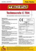 Techmocrete C 704