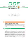 DOE 2011 - Nº 238.qxd - Diario Oficial de Extremadura - Gobierno