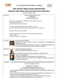 SEDE CENTRO UNAM CIUDAD UNIVERSITARIA Auditorio - pincc