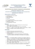 Guía de estudio Comunicación, Criminología y Poder - Facultad de