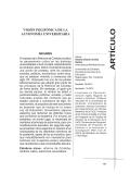 artículo - Portal de Revistas Electrónicas-Universidad de Carabobo