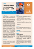 Curso Taller Optimización del MTTO planeado PMO - Oct 16 - Aciem