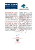 Programación del XI Curso - Universidad de Salamanca