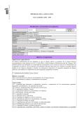 Lengua Francesa - Universidad de Extremadura