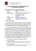 reglamento interno de asignación de becas de financiamiento