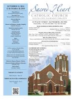 CATHOLIC CHURCH - Seek And Find