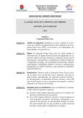 ley 15.416 - Gobierno de la Provincia de Córdoba