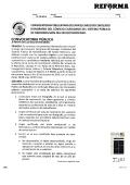 f HONORARIO DEL CONSEJO CIUDADANO DEL SISTEMA PÚBLICO