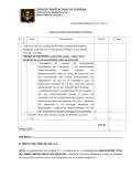 Pliegos de especificaciones y condiciones - Gobierno de la