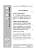 Descargar boletín nº 196 completo - Junta de Andalucía