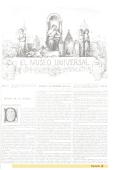 MADRID 5 DE DICIEMBRE DE 1865. REVISTA I)K LA SI-MANA