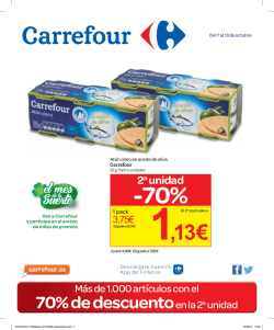 1,13€ - Carrefour