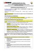 gobierno regional del cusco cronograma proceso serums 2014 – ii