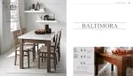 Modello: Baltimora 130x80 fisso Gambe e basamento - Scavolini