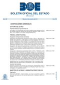 Sumario del BOE núm 268 de Miércoles 5 de noviembre - BOE.es