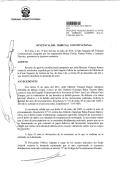 SENTENCIA DEL TRIBUNAL CONSTITUCIONAL En Lima, a los 17