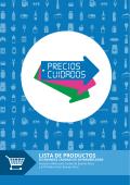 LISTA DE PRODUCTOS - Precios Cuidados