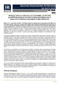 Opciones Empresariales del Noroeste SA de CV, SFP