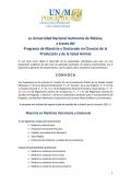 Maestría en Veterinaria - Coordinación de Estudios de Posgrado