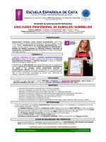 Información en PDF - Escuela española de cata