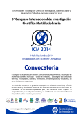 Convocatoria - Chihuahua - Tecnológico de Monterrey