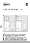 ECONCEPT TECH 25 C - 35 C - Ferroli