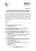 """Jornada """"Desarrollo de sistemas integrados de decisión y gestión"""