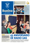 43 aniversario de radio uas - Dirección de Comunicación Social
