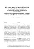 El compromiso y la participación - Dialnet