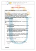 HOJA DE RUTA CURSO PSICOLOGÍA SOCIAL (401514)