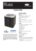 Product Data - Climaproyectos