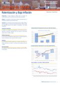 Semanal de Deuda: Ralentización y Baja Inflación - Monex