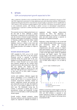 european economic forecast autumn 2014