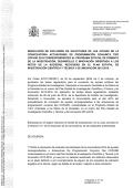Resolución de excluisión - Sede Electrónica