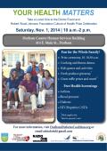 YOUR HEALTH MATTERS - Durham Diabetes Coalition