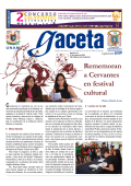 Gaceta ENP - Escuela Nacional Preparatoria - UNAM