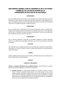 Reglamento de la Actividad Comercial en la USAC - Sitios USAC