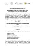 Descarga la Convocatoria Completa - cnbes - Secretaría de
