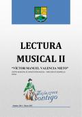 LECTURA MUSICAL II PRIMERA PARTE.pdf - Mejia
