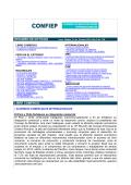 RESUMEN DE NOTICIAS LIBRE COMERCIO - Confiep