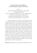 PERFIL PSICOSOCIAL DE CONSUMIDORAS Y NO