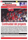 Nuestra Propuesta - Partido Comunista de la Argentina